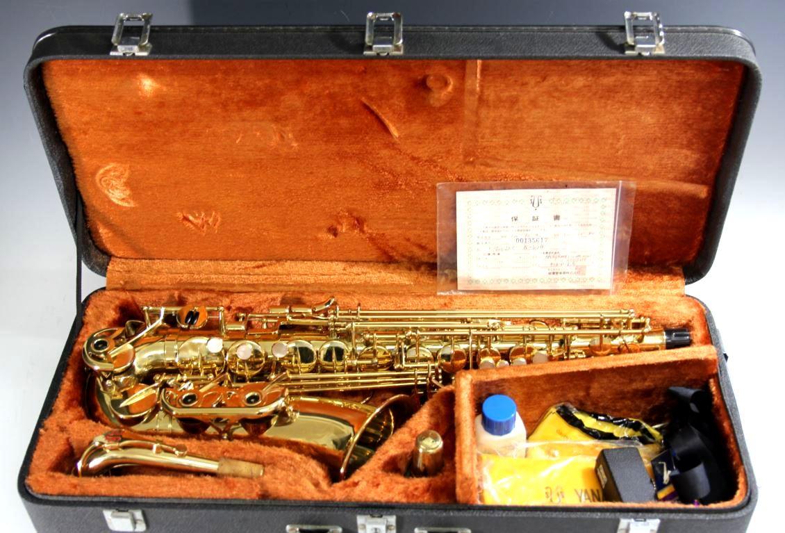 買取 楽器 管楽器 サックス ヤナギサワ 盛岡 まねき堂