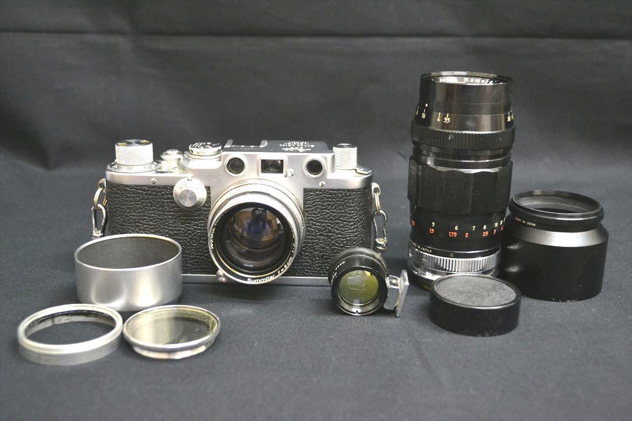 買取 カメラ ライカ フィルムカメラ 盛岡 まねき堂