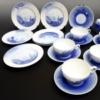 ブランド洋食器の高価買取 盛岡 まねき堂| B&G カップ&ソーサーとケーキプレ