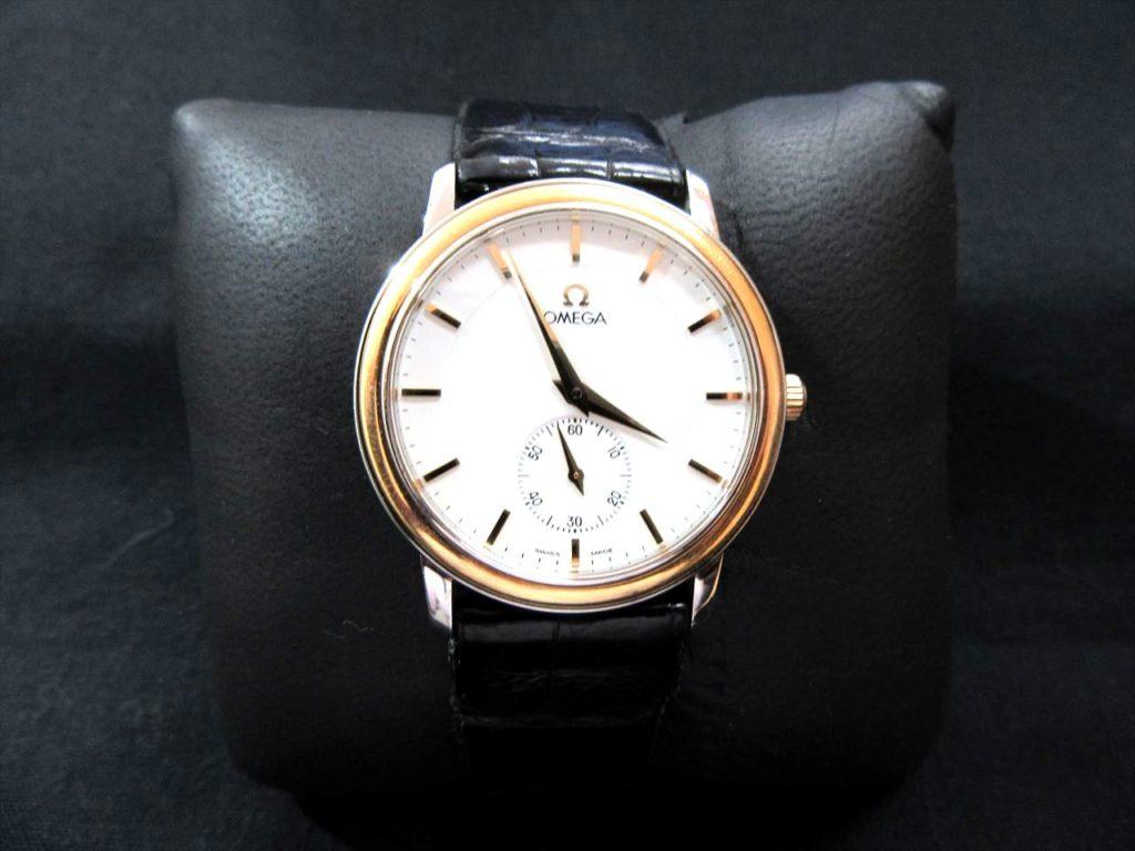 買取 ブランド時計 腕時計 オメガ 盛岡 まねき堂