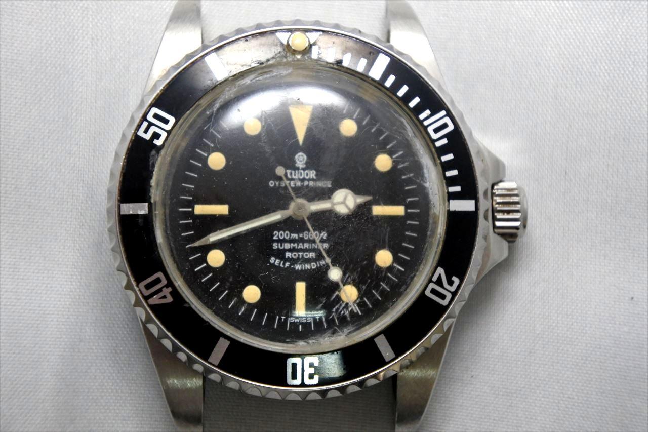 買取 ブランド腕時計 チュードル サブマリーナ 盛岡 まねき堂