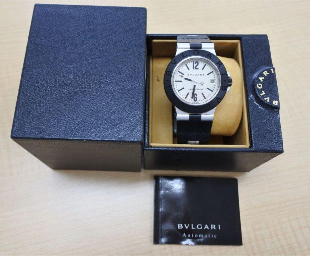 best loved e5682 27e25 ブランド腕時計の高価買取 盛岡 まねき堂|ブルガリの腕時計 ...