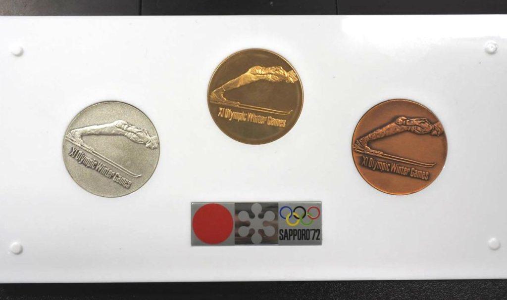 買取 金 プラチナ 貴金属 メダル K18 盛岡 まねき堂