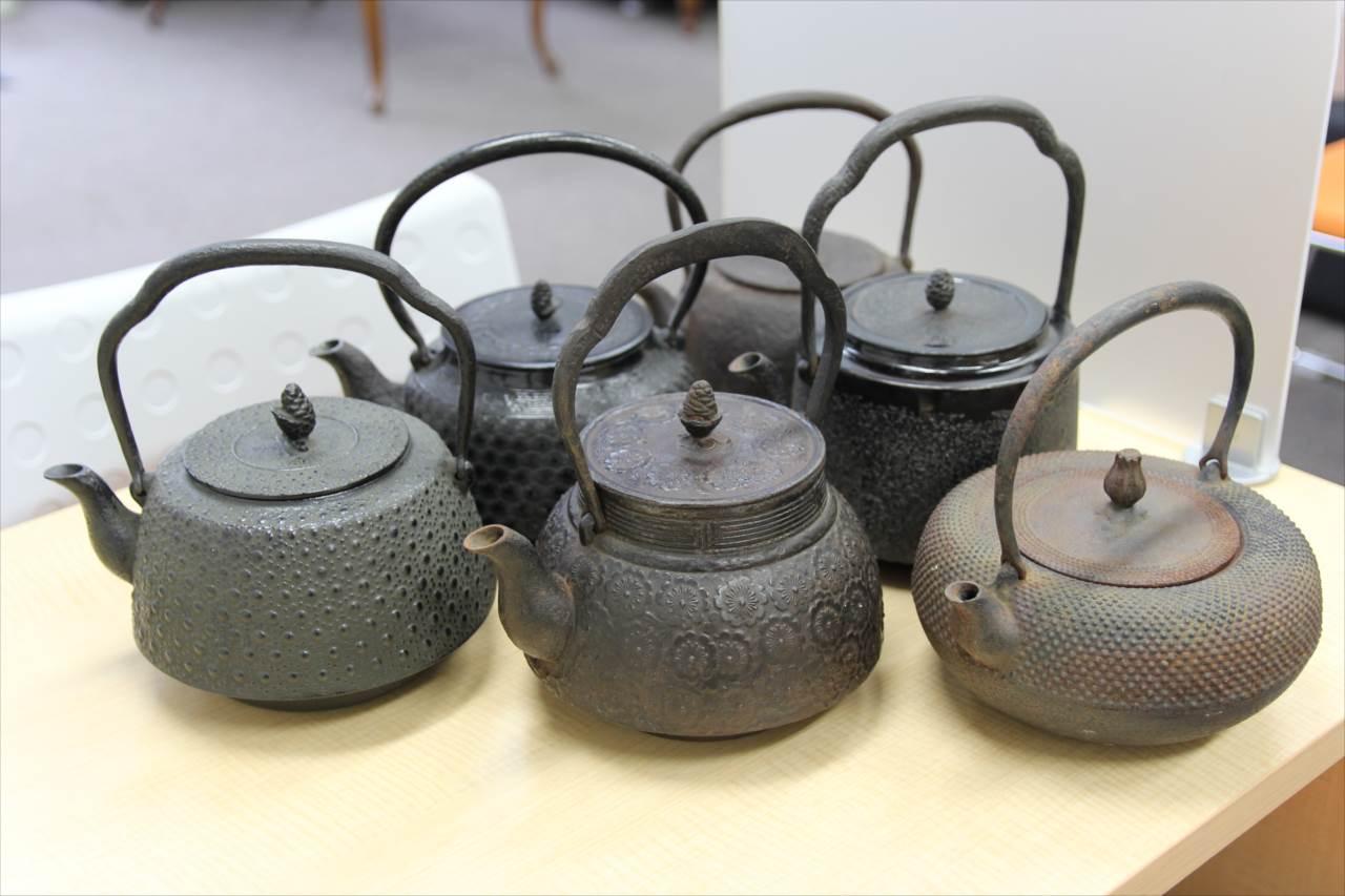 買取 鉄瓶 茶道具 盛岡 まねき堂