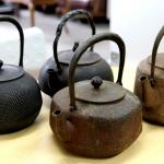 出張買取 鉄瓶 茶道具 美術品 盛岡 まねき堂