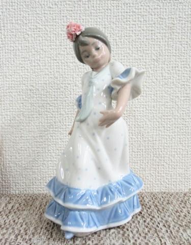 リヤドロの人形 買取 盛岡 まねき堂