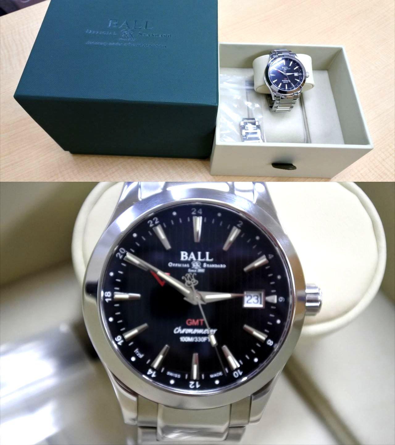 買取 BALL ロレックス 腕時計 盛岡 まねき堂