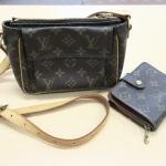 ヴィトンのバッグと財布 買取 盛岡 まねき堂