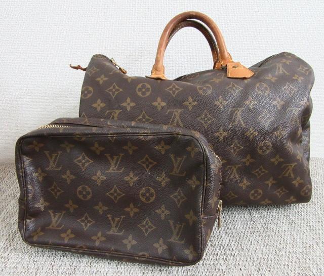 ルイ・ヴィトンのバッグ 買取 盛岡 まねき堂