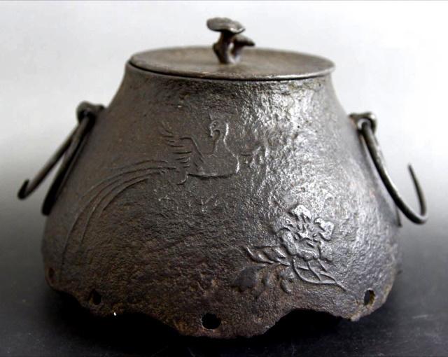 南部鉄器の茶釜 買取 盛岡 まねき堂