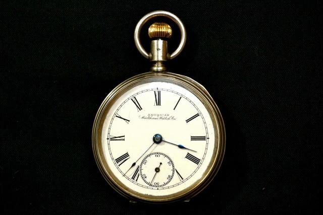 ウォルサムの懐中時計 買取 盛岡 まねき堂