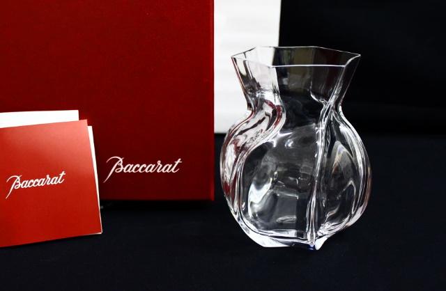 バカラの花瓶 買取 盛岡 まねき堂