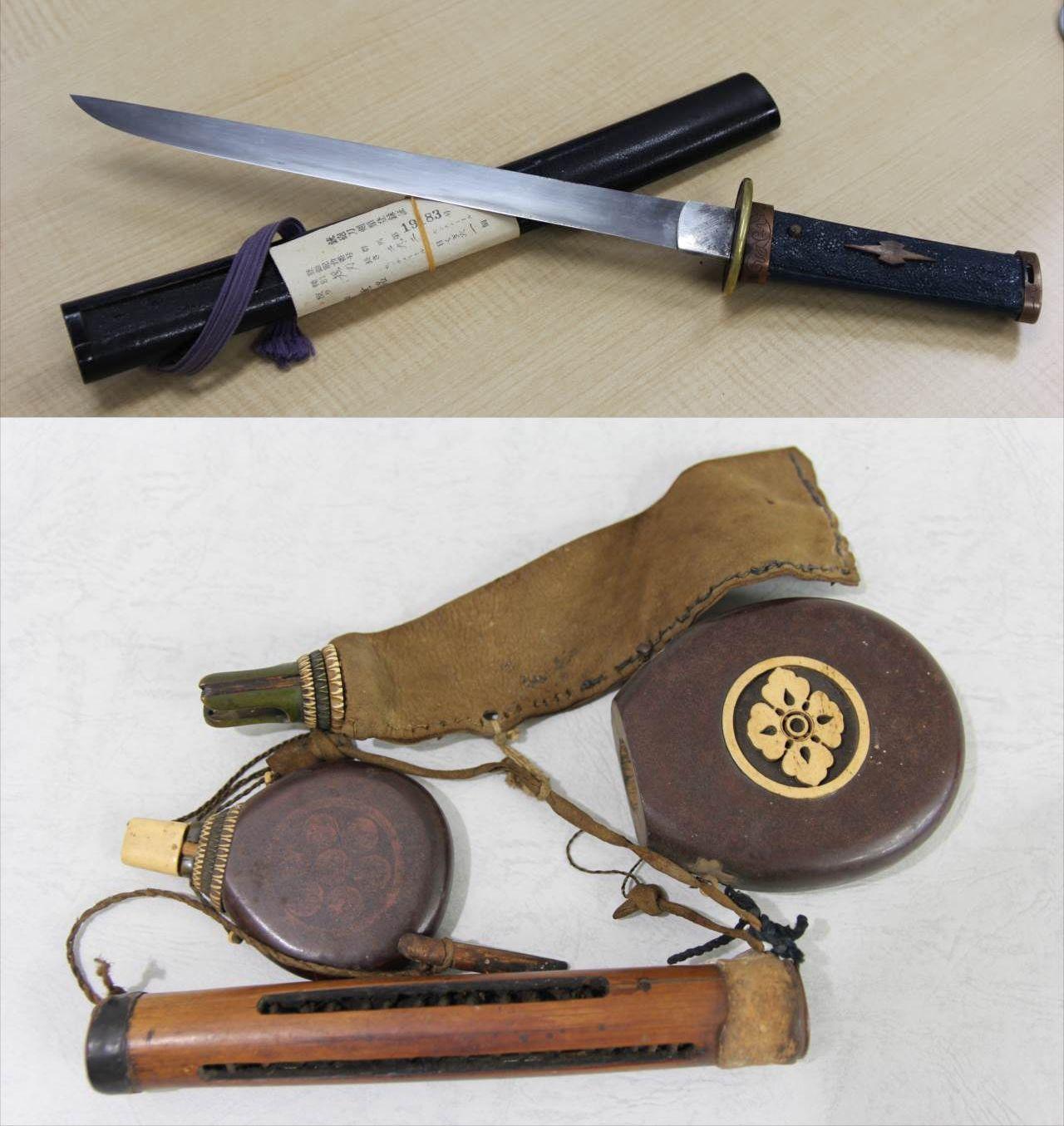 買取 日本刀 刀剣 刀装具 盛岡 まねき堂