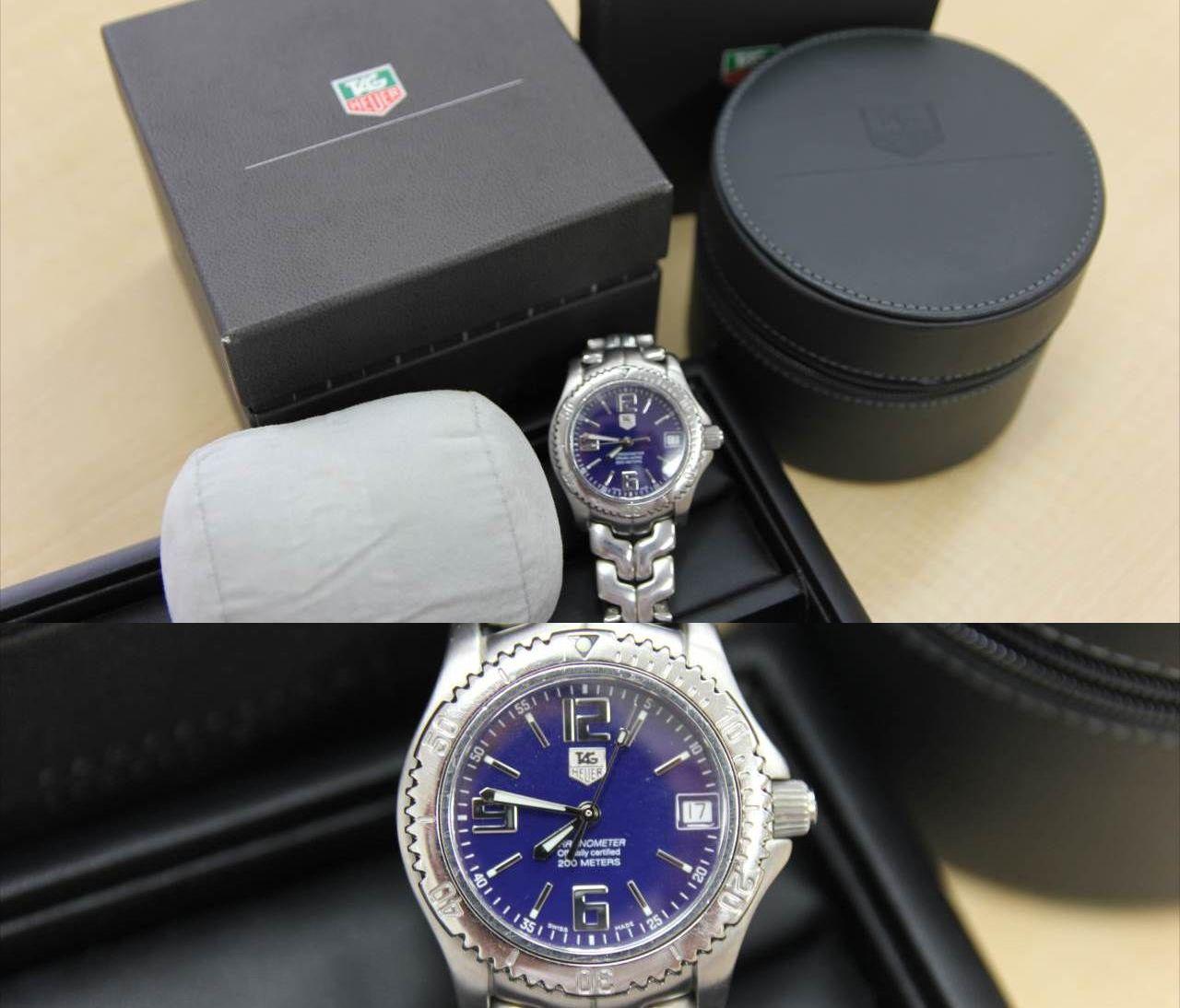 買取 ブランド 腕時計 タグ・ホイヤー 盛岡 まねき堂