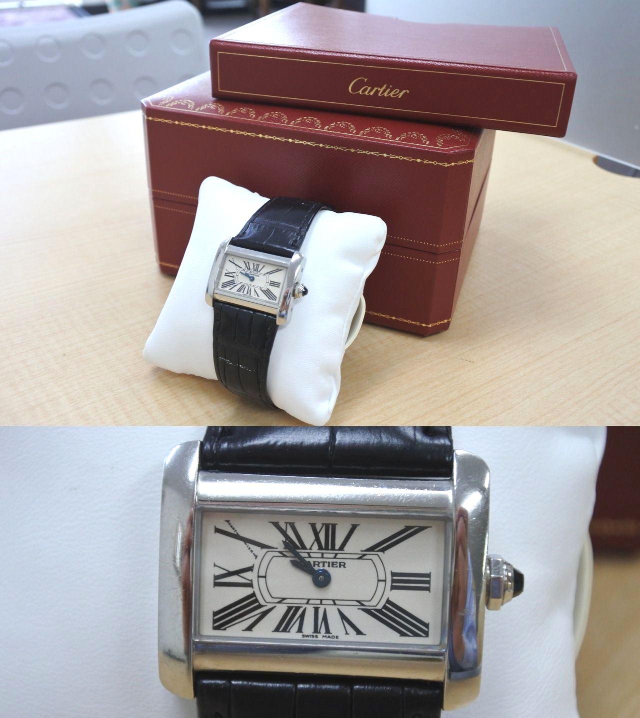 買取 ブランド時計 カルティエ ロレックス 盛岡 まねき堂