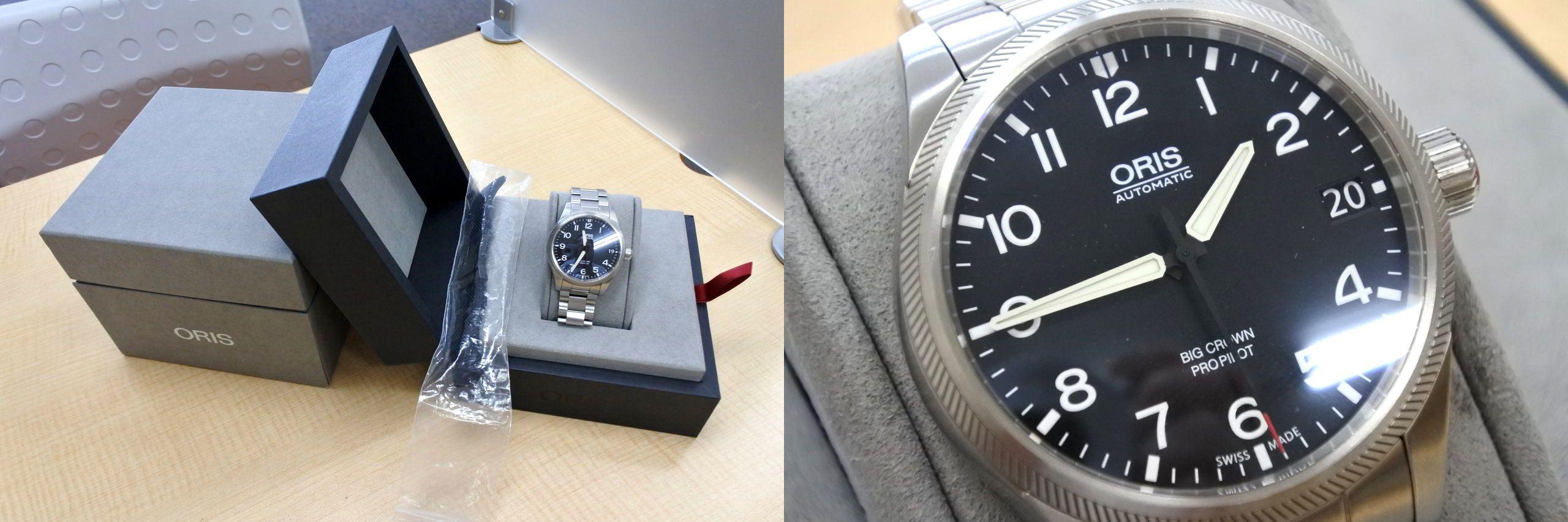 買取 ブランド時計 オリス ロレックス 盛岡 まねき堂