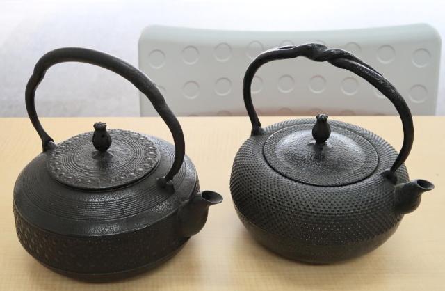 茶道具 鉄瓶 買取 盛岡 まねき堂