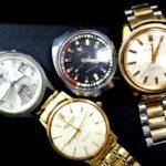 買取 国産腕時計 セイコー シチズン 盛岡 まねき堂