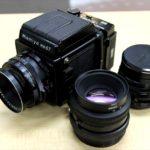 買取 カメラ MAMIYA マミヤ 盛岡 まねき堂