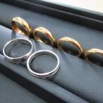 金とプラチナの指輪 買取 盛岡 まねき堂